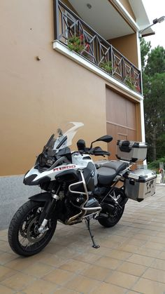 BMW R12OOGS ADVENTURE LC - 2O16