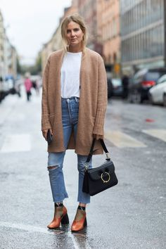 Stockholm FW street style from blogger eliffilyos 9/16
