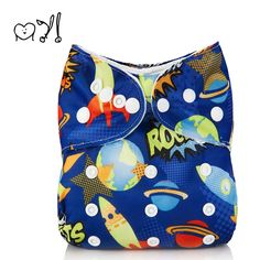 D02 Adult Cloth Diaper Cover Nappy Reusable Washable Adjustable for Disability Incontinence Person