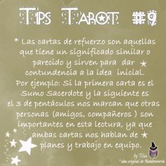 Tarot Tips 9 | Tilia's Blog