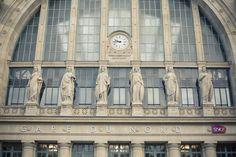 Gare du Nord - estação de trem