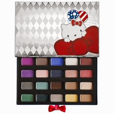 Hello Kitty 40th Anniversary Beauty and Make Up Collection