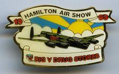 Hamilton International Air Show - 1993