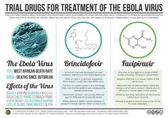 Trial Drugs for Treatment of the Ebola Virus