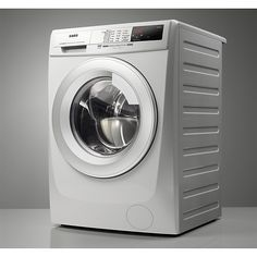 Buy AEG L69480VFL Freestanding Washing Machine, 8kg Load, A+++ Energy Rating, 1400 rpm Spin, White Online at johnlewis.com