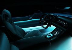 IKEA Cool Car Interior Lights Car Interior LED Lighting