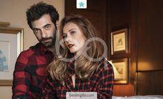 Poyraz Karayel dizisinin sevilen iki oyuncusu İlker Kaleli ile Burçin Terzioğlu evleniyor mu