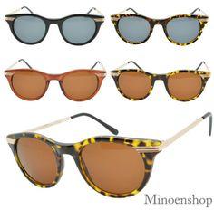 Designer-Hipster-VTG-Frame-Men-Women-039-s-Celebrity-Style-Depp-Sunglasses-VTG-50-039-s