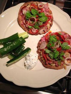 Oopsie Pizza - sukkersensitiv.dk