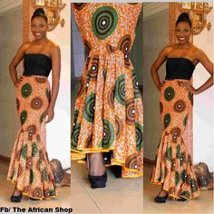 - Traditional Wear, African Clothing