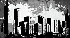 Pop City 28 Digital Art by Melissa Smith