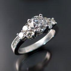 Bespoke engagement ring #custom #design