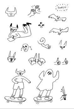 Sketch Tattoo Design, Tattoo Sketches, Tattoo Drawings, Cute Tattoos, Body Art Tattoos, Small Tattoos, Aesthetic Tattoo, Aesthetic Drawing, Doodle Tattoo