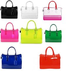 want a green one. Artist Bag, Candy Bags, Summer Bags, Look Alike, Furla, Women's Pumps, Purses, My Style, Womens Fashion