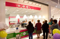 Il nuovo franchising express YOGOLOSI ... clicca la foto