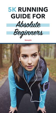 Running a can be overwhelming if youve never completed one before. The good news is that you CAN run a and in less time than you might think! This running guide for absolute beginners will help you get across that finish line. 5k Running Tips, Beginners Guide To Running, Running Plan, How To Start Running, Running Workouts, Workout For Beginners, Fun Workouts, Beginner Workouts, Running Motivation
