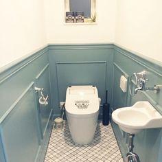 ニュアンスカラーのブルーが素敵なお部屋15選   folk