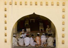 https://flic.kr/p/4vpNQ7 | Group Of Young Boys Studying In A Bilal Mosque Madrassa, Mysore, India | Islam is the second-most practiced religion in India after Hinduism, with more than 13,4% of the country's population, that is over 160 million persons in 2009, Indian Muslim is the country's largest minority group; it is also the world's third largest Muslim community in the world and the world's largest Muslim-minority population; Muslims represent the majority in Jammu, Kashmir and…