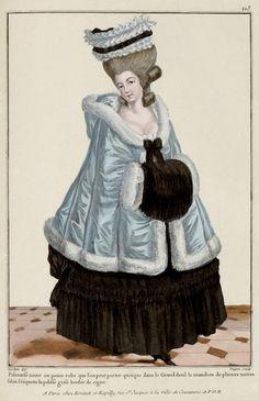 late 18th century women's pelisse - Google Search