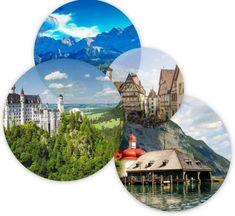 Country Information, Teaching English, Bavaria, Germany, Explore, Beautiful, Deutsch, Exploring