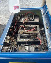 Details about Club Car DS 1982-up Golf Cart Bag Well ...