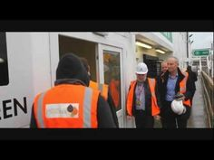 Behavioural safety training programme delivered for major construction project  http://www.azea.co.uk