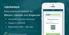 """CoinCheckout - Bitcoin, Dogecoin, Litecoin   http://codecanyon.net/item/coincheckout-bitcoin-dogecoin-litecoin/7313416?ref=damiamio       The first and only exclusive CodeCanyon item that offers Bitcoin, Litecoin and Dogecoin checkout! Use this WooCommerce extension to let your customers checkout using their digital money, also known as """"Cryptocurrency"""". You only need this extension and an account with the payment provider: Moolah. Best used together with CoinPrices!  Cryptocurrencies like…"""