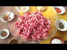 Cómo hacer salchichas caseras ¡SIN máquina! - Paulina Cocina - YouTube