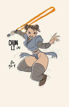 Chun-Li – Street Fighter fan art by Dylan Ekren Street Fighter Characters, Female Characters, Anime Characters, Game Character, Character Concept, Game Design, Manga Anime, Anime Art, Super Street Fighter
