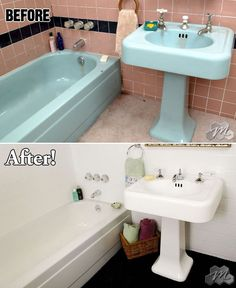 Don't replace, restore your bathroom with Miracle Method.