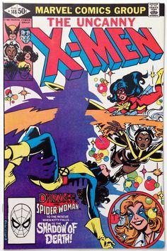 The Uncanny X-Men #148 VF/NM 9.0 - Marvel Comics – 1st Caliban Appearance 1981 Bronze Age