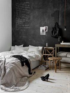 Mur de fond noir
