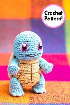 Ravelry: Bulbasaur pokemon toy amigurumi pattern by Emma Whittle | 354x236