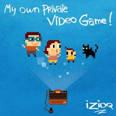 video game music, chiptune and indie pop full album compilation by izioq