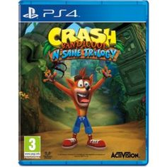 Crash is back! You remember Crash Bandicoot right! Of course you do, even my dog does! Although I've had several dogs since the original Crash Bandicoot game was released many many years ago!<br /><br /> But Crash B is back in Crash Bandicoot N. Album Design, Zulu, Crash Bandicoot Ps4, Playstation 2, Xbox One, Legos, Scooby Doo, Mundo Dos Games, Electronic Arts