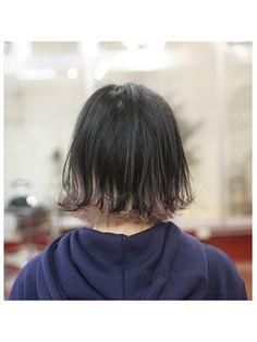 インナーカラー☆ハイトーン