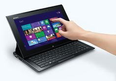 Sony VAIO Duo 11 - It's a tablet... it's a laptop... it's actually both!