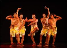Perini shiva thandavam-dance form of Telangana
