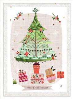 Lynn Horrabin - Tree Parcels Art
