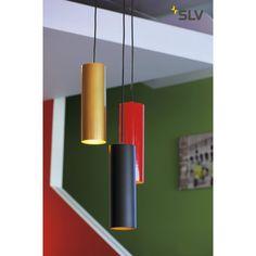 SLV Enola, rund, schwarz, E27, max 60W Pendelleuchte, 149388 Wind Chimes, Ceiling Lights, Lighting, Mini, Outdoor Decor, Home Decor, Products, Pendant Light Fitting, Contemporary Design