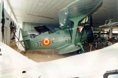 Polikarpov I-15 Spanish