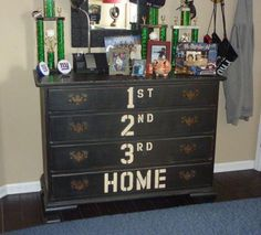 38 Boys Bedroom Decorating and Makeover Ideas 33 | Josh\'s Room ...