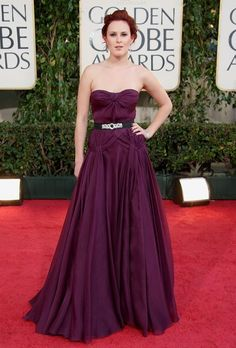 Rumer Willis, Red Carpet Golden Globes 2009