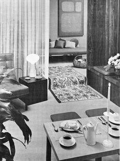 Home Decor, 1960s 1960s Decor, Contemporary, Rugs, Home Decor, Farmhouse Rugs, Decoration Home, Room Decor, Carpets, Interior Design