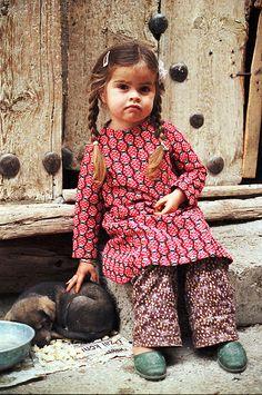 Little Turkish Girl