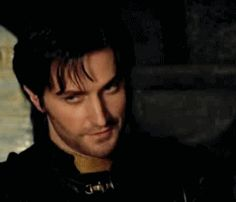 gif  Handsome dude...no matter which way he turns....Sir Guy