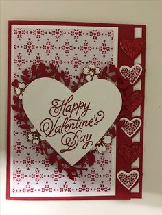 valentines day cards cards lovevalentines pinterest cards card ideas and scrapbooking