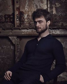 Crush Of The Day: Daniel Radcliffe Is Shirtless, Hairy & Hot For Italian Vanity Fair - Big Gay Picture Show Daniel Radcliffe Harry Potter, Danielle Radcliffe, Vanity Fair Italia, My Idol, Beautiful Men, Sexy Men, Hot Men, Hot Guys, Actors