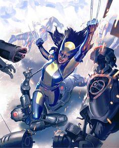 Danger Room Protocols Carlos Fabian Villa art Download images at nomoremutants-com.tumblr.com Key Film Dates:: Marvel - Thor: Ragnarok: Nov 3 2017 - Black Panther: Feb 16 2018 - New Mutants: Apr 13 2018 - The Avengers: Infinity War: May 4 2018 - Deadpool 2: Jun 1 2018 - Ant-Man & The Wasp: Jul 6 2018 - Venom : Oct 5 2018 - X-men Dark Phoenix : Nov 2 2018 - Sonys Silver & Black: Feb 8 2019 - Captain Marvel: Mar 8 2019 - The Avengers 4: May 3 2019 - Homecoming Sequel: July 5 2019 -