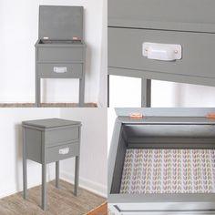 Em & Wit Design emandwit.com #paintedfurniture #furniturerefinishing #antiquefurniture #vintagefurniture #emandwit